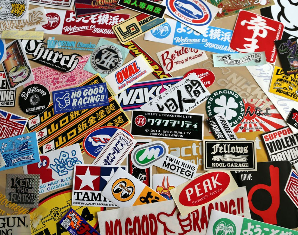 stickers online custom cheap stickers printing australia the bumper sticker experts